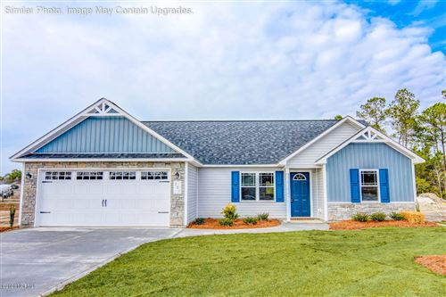 Photo of 110 Easton Drive, Richlands, NC 28574 (MLS # 100245932)