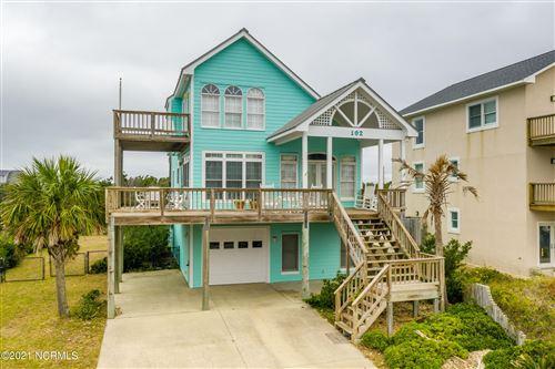Photo of 102 Sandridge Drive, Atlantic Beach, NC 28512 (MLS # 100256932)
