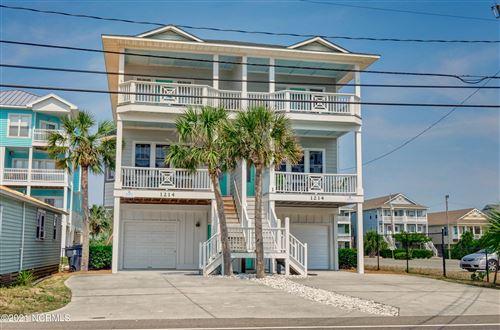 Photo of 1214 S Lake Park Boulevard #Unit 2, Carolina Beach, NC 28428 (MLS # 100273932)