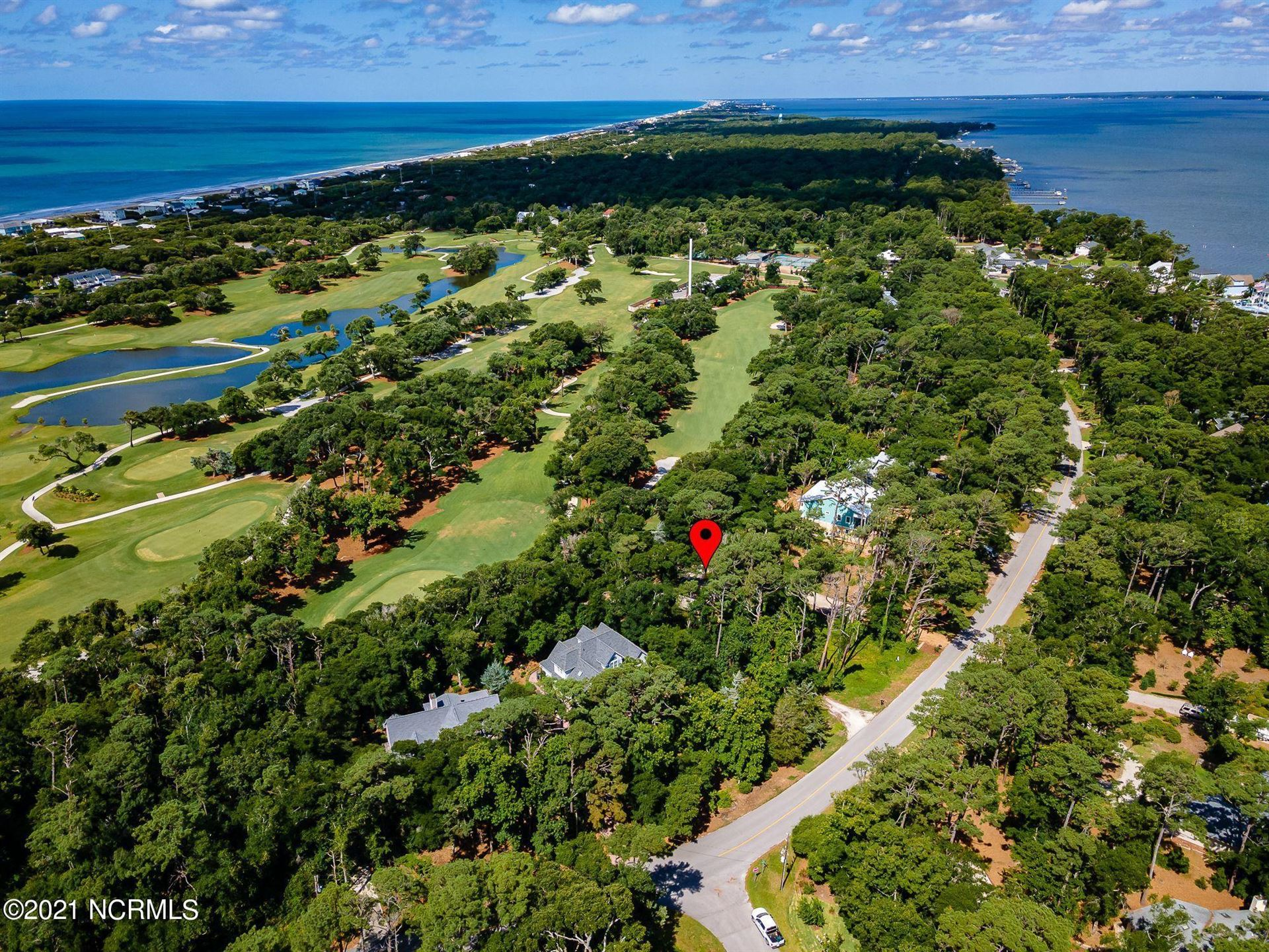 Photo of 125 Oakleaf Drive, Pine Knoll Shores, NC 28512 (MLS # 100278932)