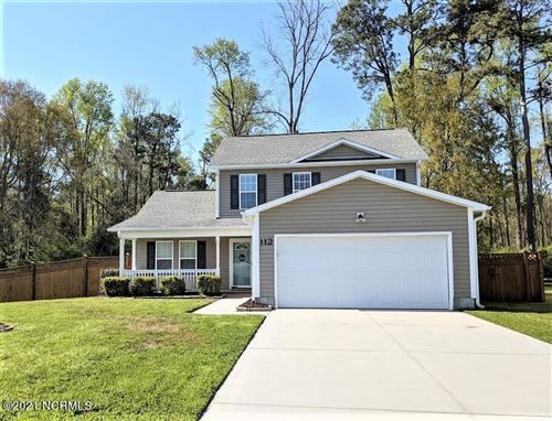 Photo of 112 Brookhaven Drive, Richlands, NC 28574 (MLS # 100264935)