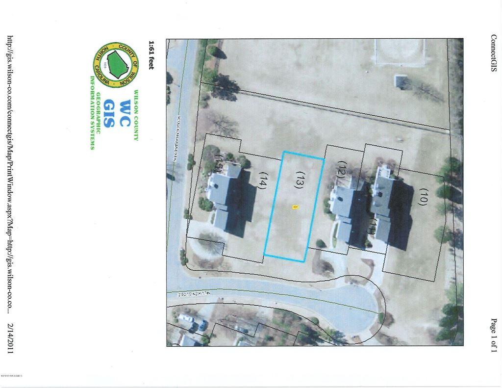 Photo of 4813 Milliken Close N, Wilson, NC 27896 (MLS # 100166935)