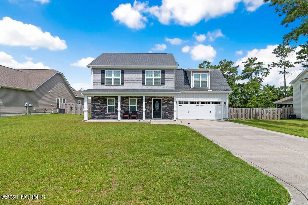 Photo for 783 Jim Grant Avenue, Sneads Ferry, NC 28460 (MLS # 100280935)