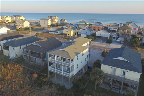 Photo of 1513 N New River Drive #A, Surf City, NC 28445 (MLS # 100193936)