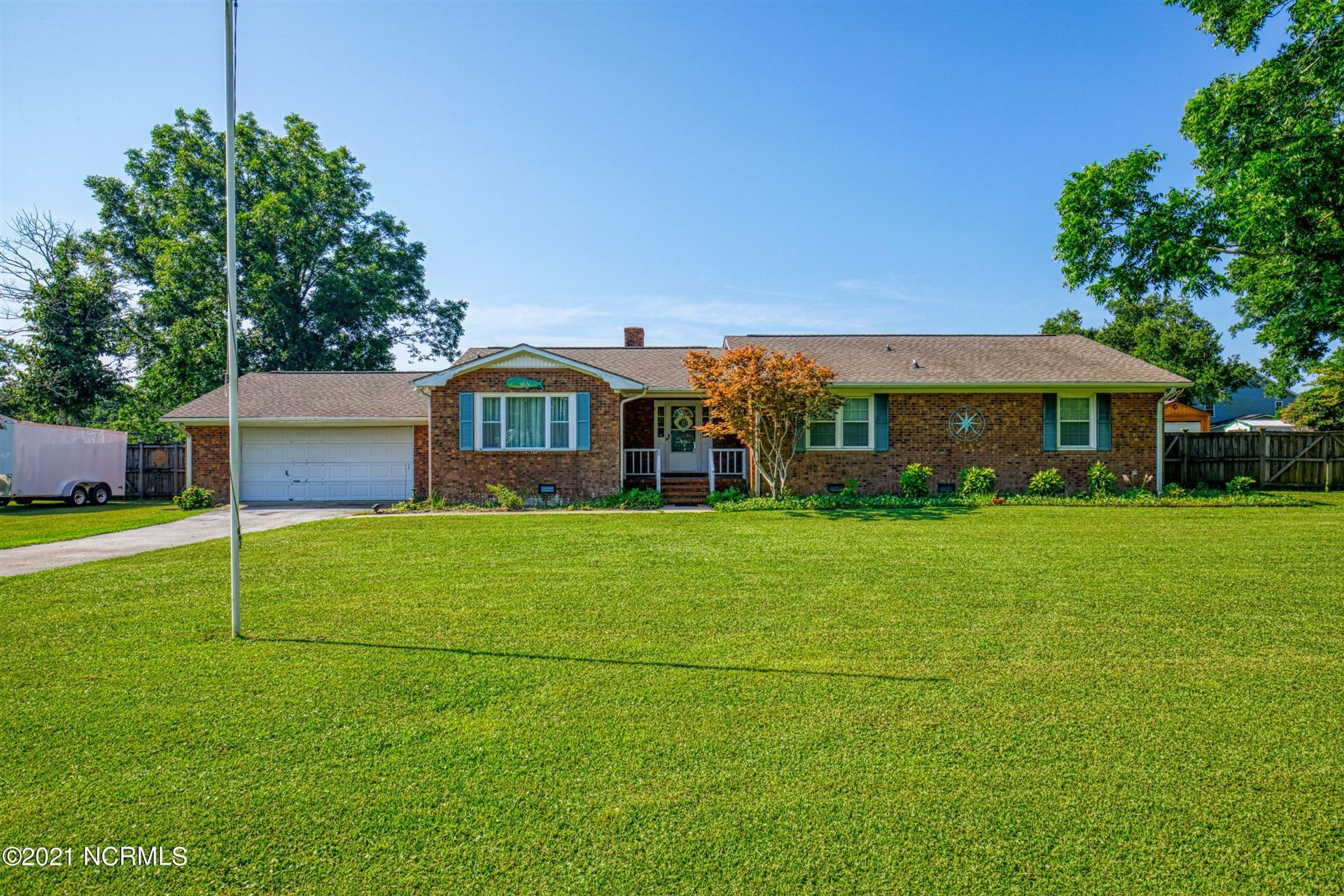 Photo for 576 Peru Road, Sneads Ferry, NC 28460 (MLS # 100285939)