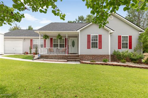 Photo of 108 Stepping Stone Trail, Jacksonville, NC 28546 (MLS # 100223940)