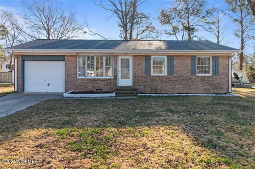 Photo of 312 Cardinal Road, Jacksonville, NC 28546 (MLS # 100252940)