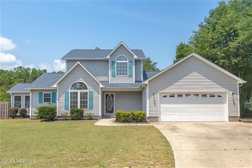 Photo of 111 Mainsail Drive, Sneads Ferry, NC 28460 (MLS # 100283943)