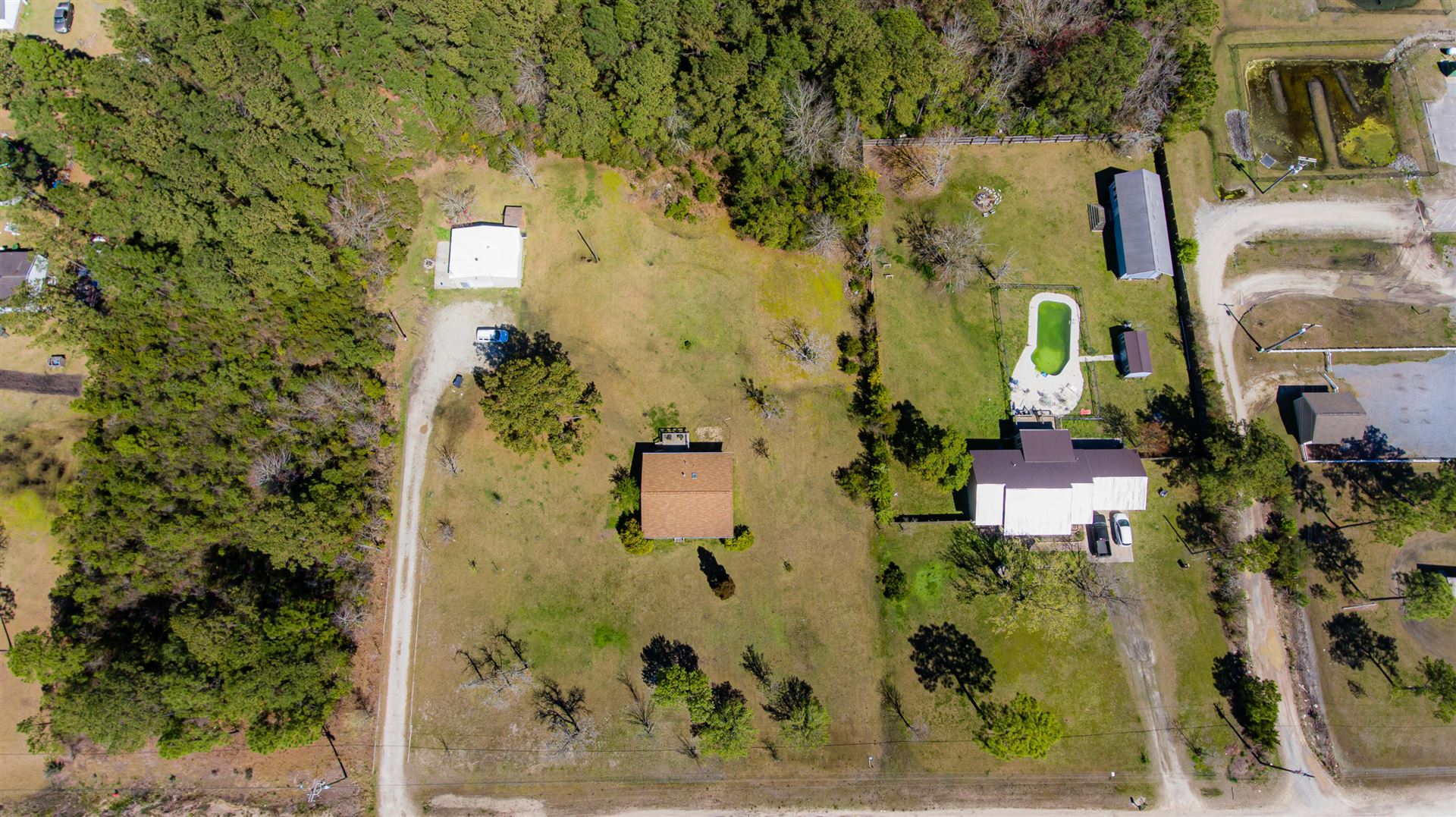 Photo of 134 Dunn Road, Sneads Ferry, NC 28460 (MLS # 100263943)