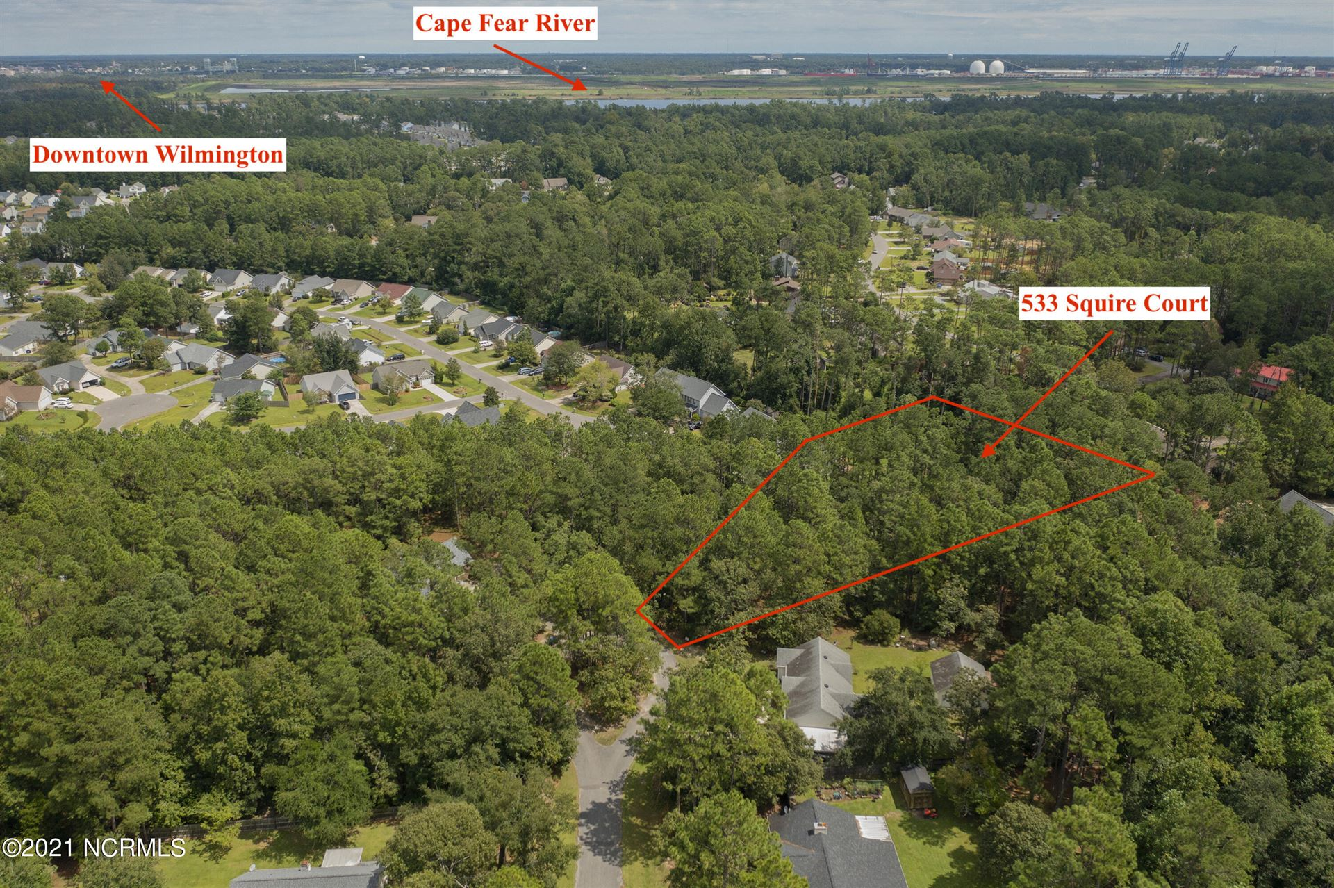 Photo of 533 Squire Court SE, Belville, NC 28451 (MLS # 100289943)