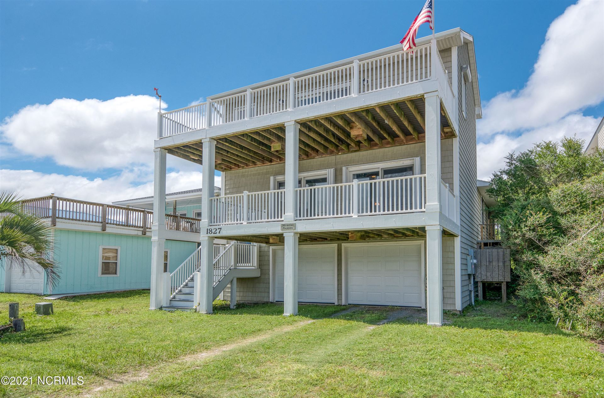 Photo for 1827 S Shore Drive, Surf City, NC 28445 (MLS # 100284944)