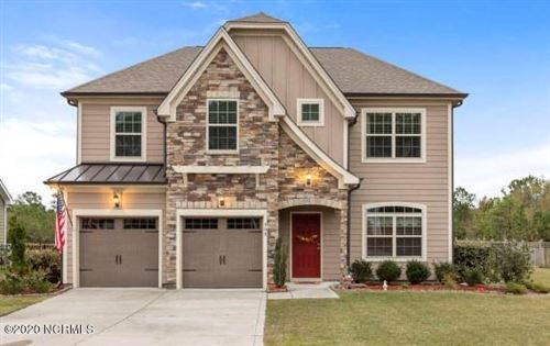 Photo of 408 Canvasback Lane, Sneads Ferry, NC 28460 (MLS # 100193946)