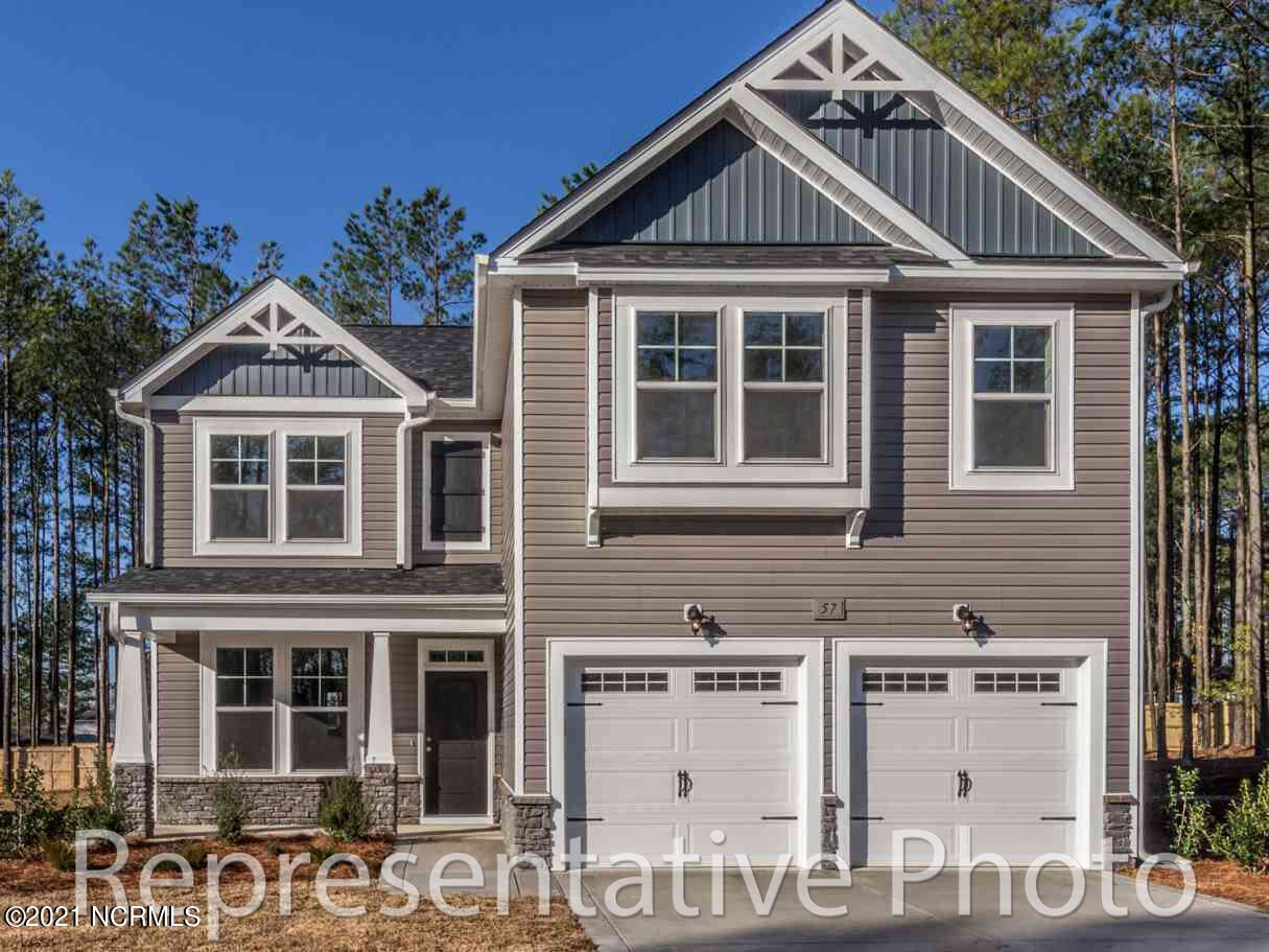 Photo of 256 E Red Head Circle, Sneads Ferry, NC 28460 (MLS # 100283946)