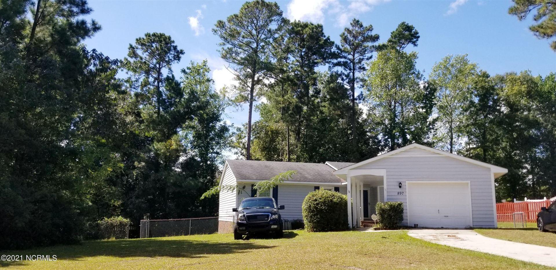 Photo of 897 Pine Valley Road, Jacksonville, NC 28546 (MLS # 100293946)