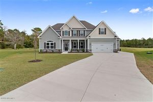 Photo of 409 Meadowland Circle #Lot 5, Jacksonville, NC 28454 (MLS # 100147947)