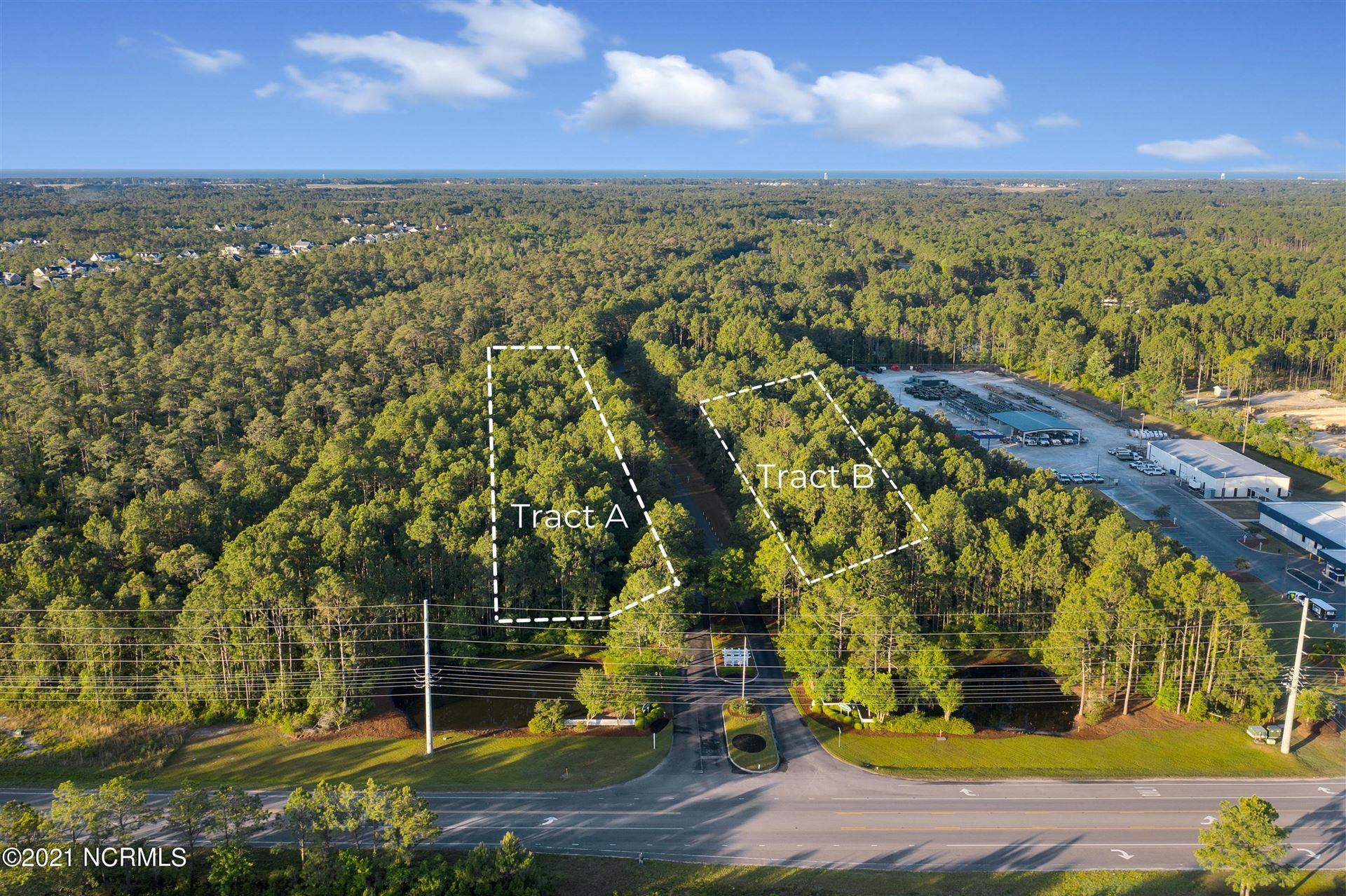Photo of Tr-B Arbor Creek Drive, Southport, NC 28461 (MLS # 100271949)