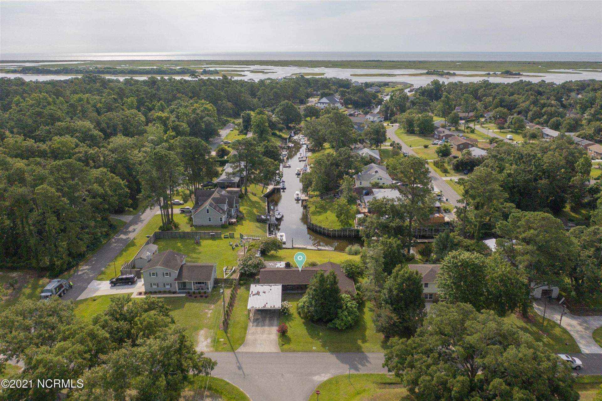 Photo for 114 Aqua Drive, Wilmington, NC 28409 (MLS # 100279949)