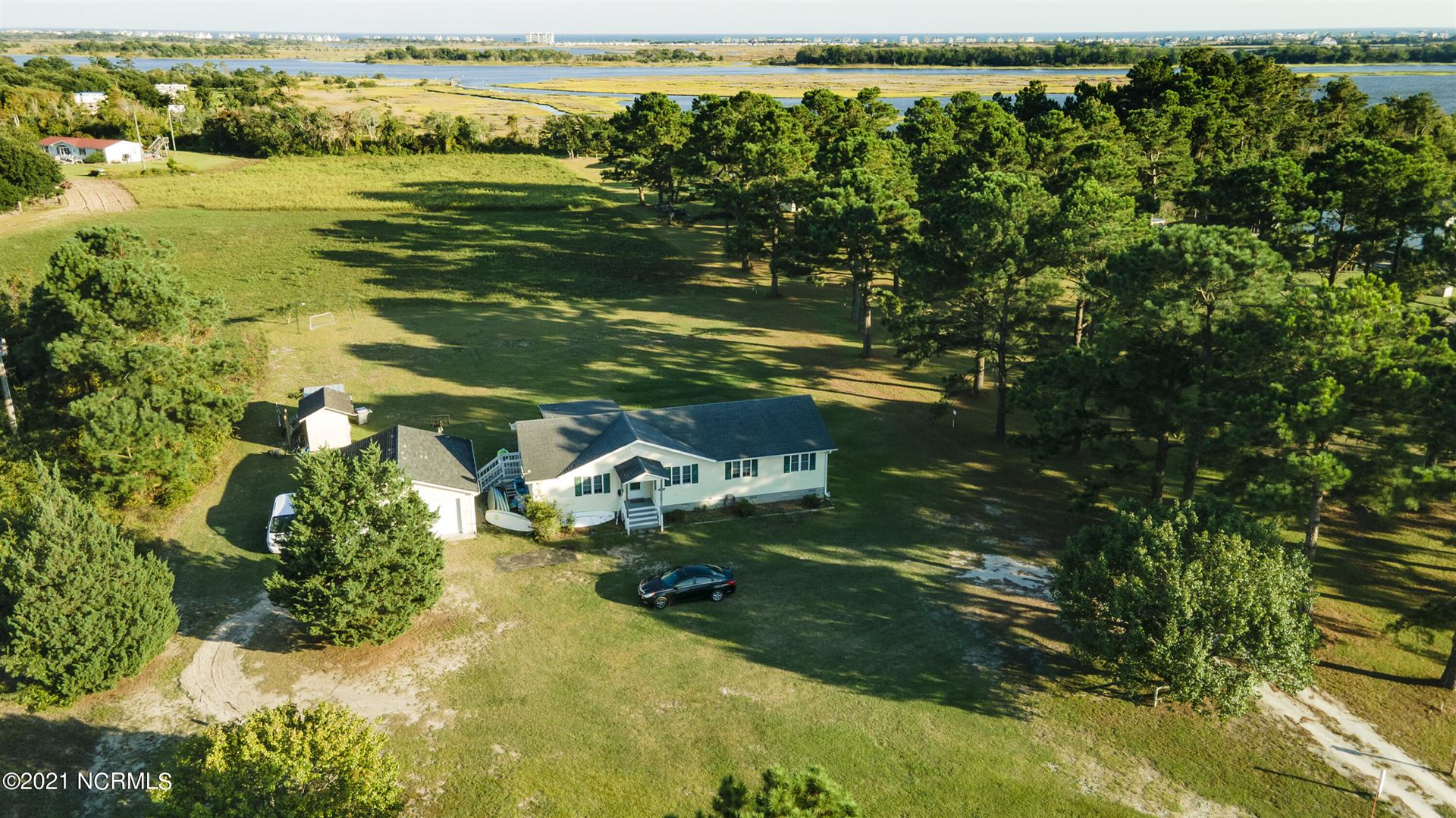 Photo of 601 Turkey Point Road, Sneads Ferry, NC 28460 (MLS # 100295949)