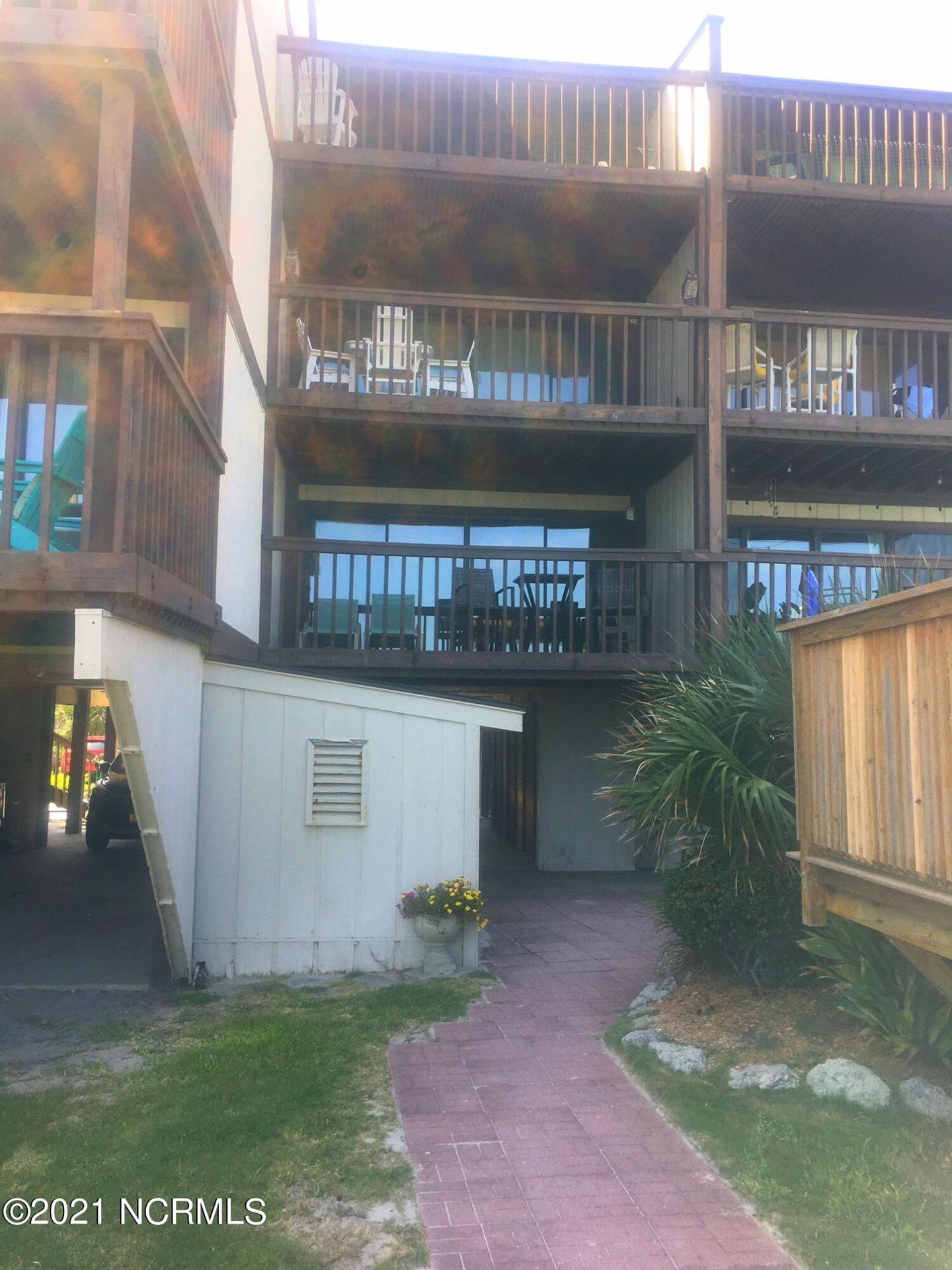 Photo of 1311 S Lake Park Boulevard #8b, Carolina Beach, NC 28428 (MLS # 100288950)