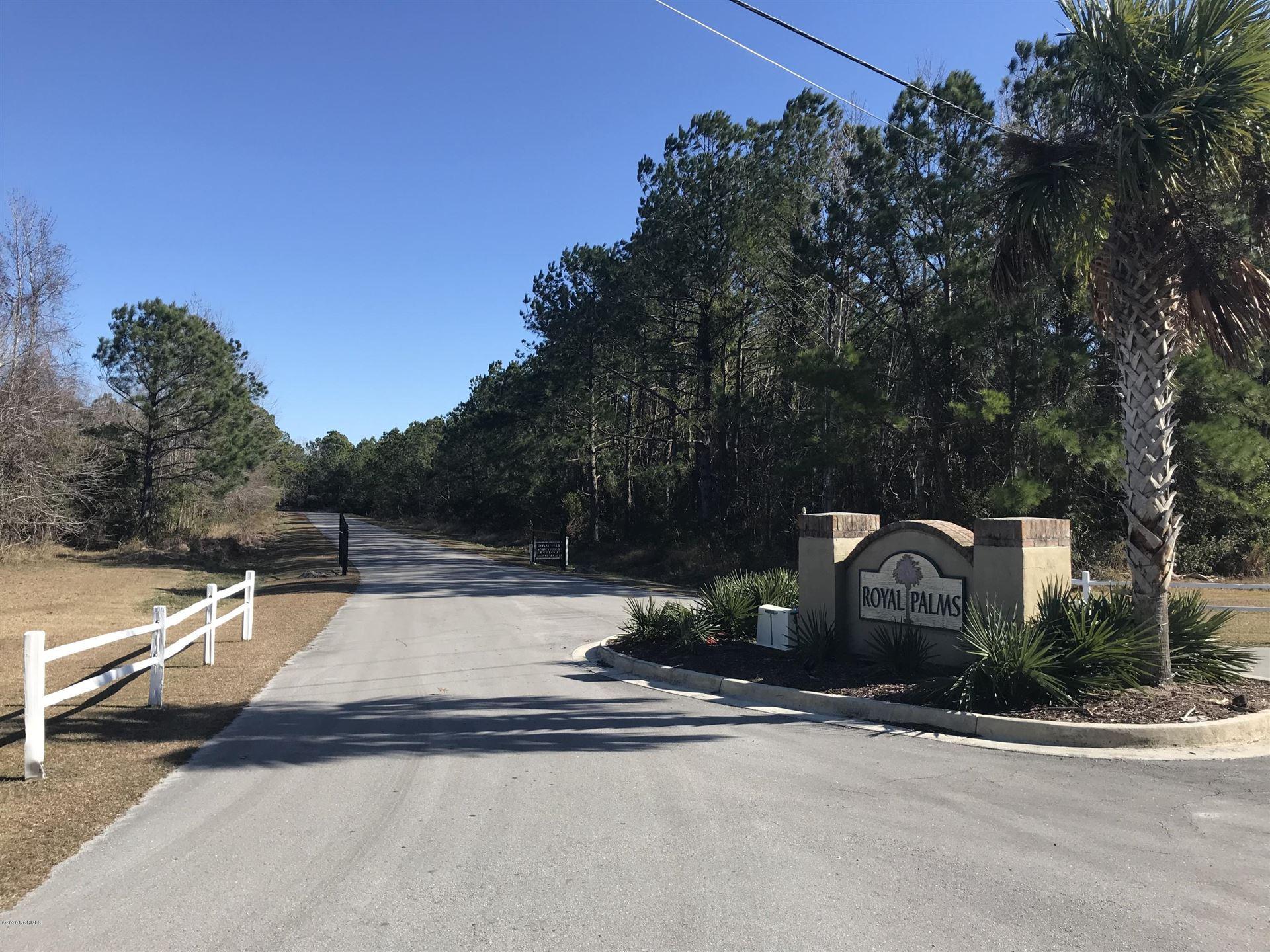 Photo of 214 Royal Palms Way, Holly Ridge, NC 28445 (MLS # 100200951)