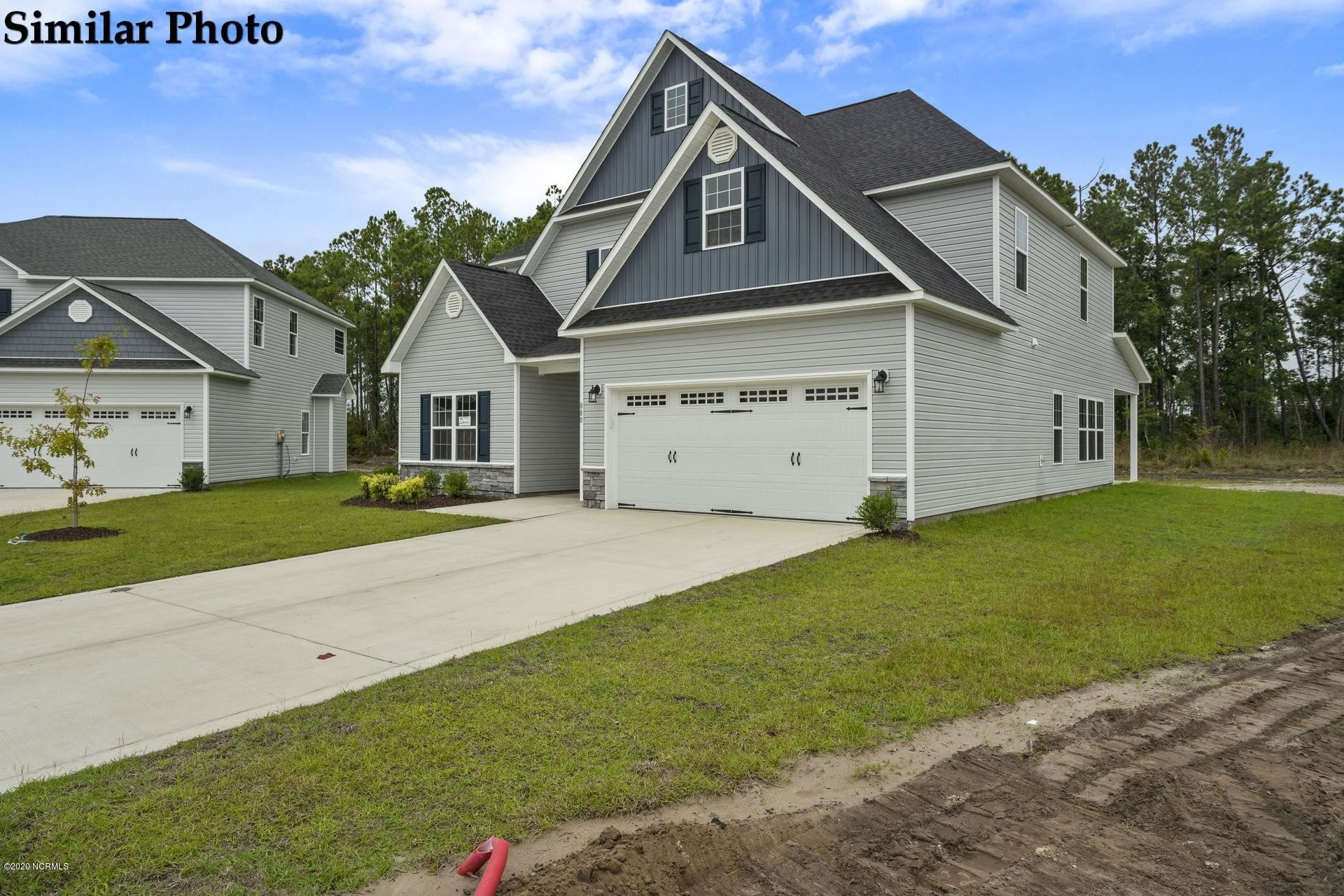 Photo of 540 Transom Way, Sneads Ferry, NC 28460 (MLS # 100279952)