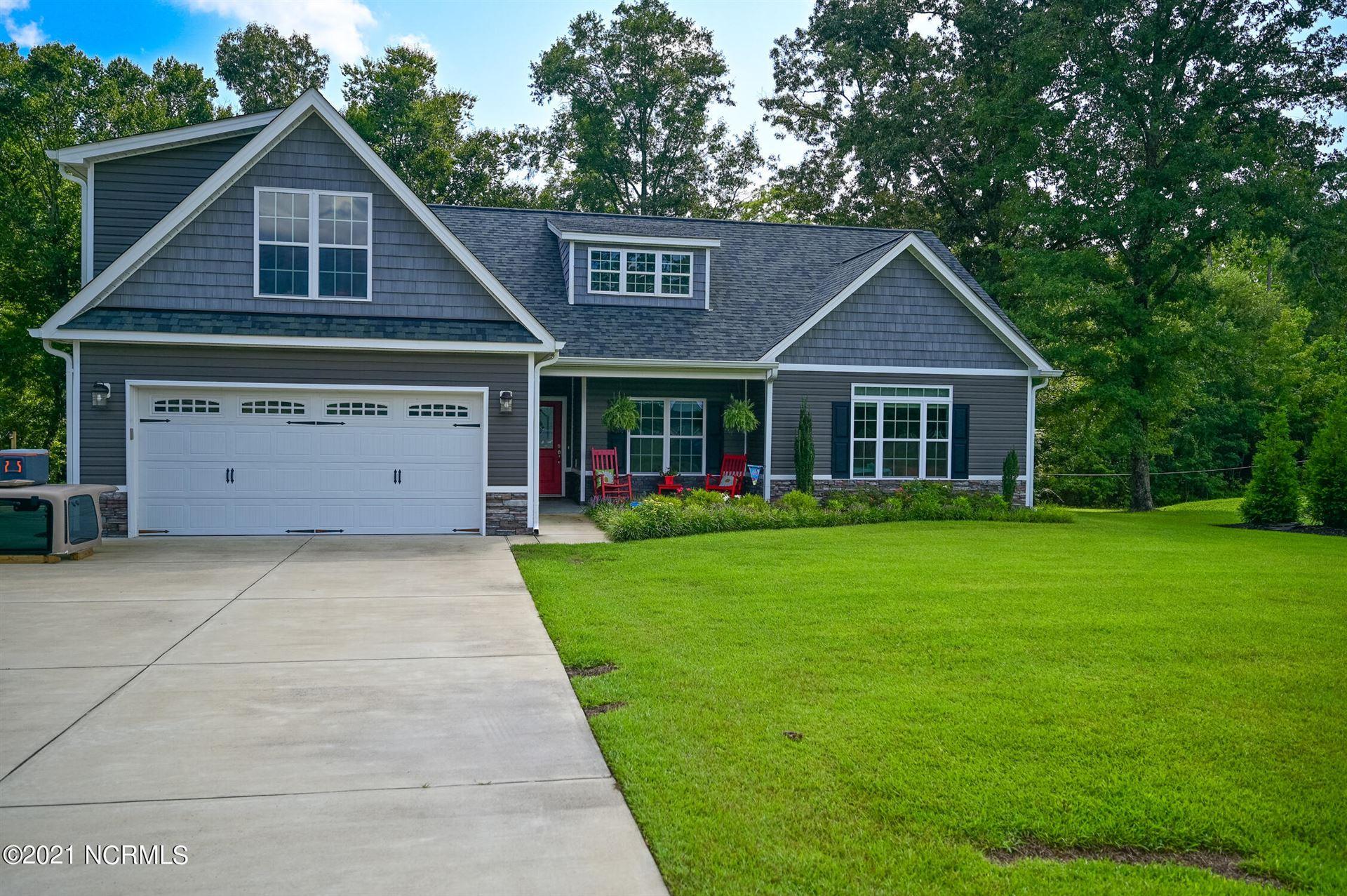 Photo of 311 Tina Mae Drive, Vanceboro, NC 28586 (MLS # 100287953)
