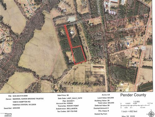 Photo of 4.6 A R Black Avenue, Rocky Point, NC 28457 (MLS # 100219954)