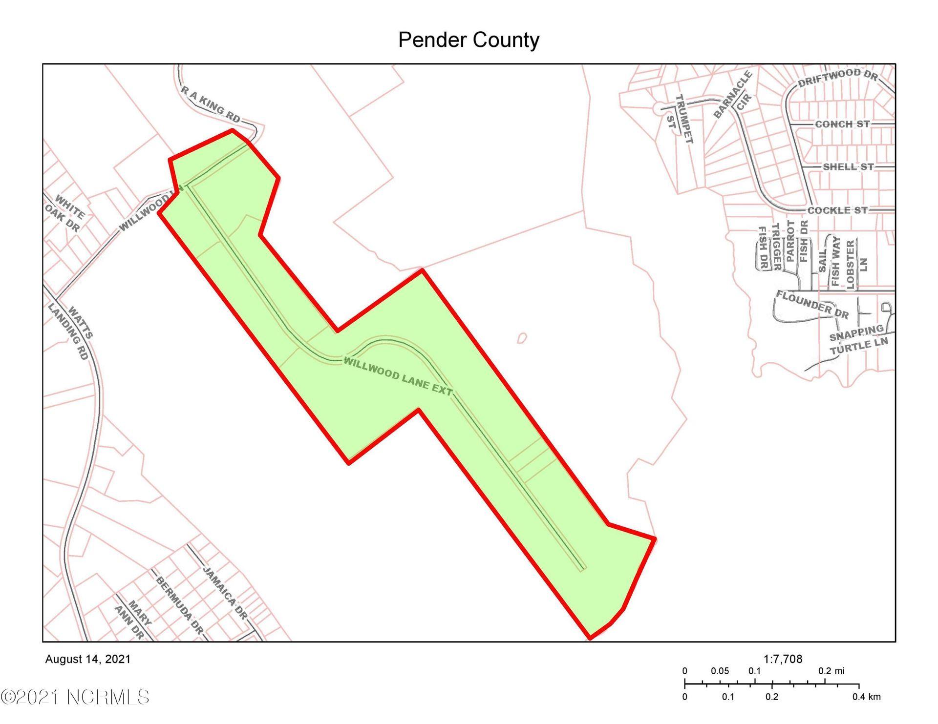 Photo of 81.00 Acre Willwood Lane Extension Lane, Hampstead, NC 28443 (MLS # 100286954)