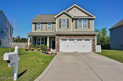 Photo of 840 Dynasty Drive, Jacksonville, NC 28546 (MLS # 100265956)