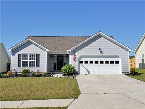 Photo of 326 Rose Bud Lane, Holly Ridge, NC 28445 (MLS # 100217958)