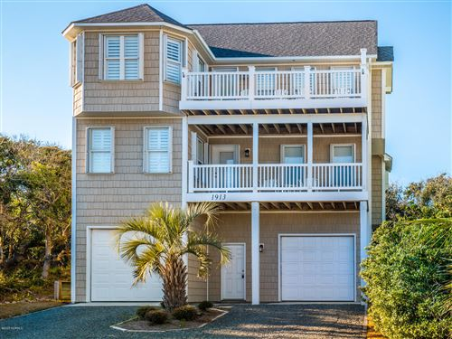 Photo of 1913 S Shore Drive, Surf City, NC 28445 (MLS # 100205959)