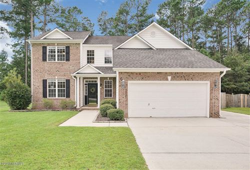 Photo of 103 Stagecoach Drive, Jacksonville, NC 28546 (MLS # 100235959)