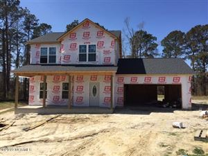 Photo of 213 Buckeye Court N #Lot 14, Jacksonville, NC 28540 (MLS # 100147961)