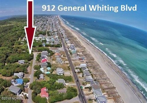 Photo of 912 General Whiting Boulevard, Kure Beach, NC 28449 (MLS # 100225961)