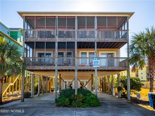 Photo of 1002 N New River Drive #B, Surf City, NC 28445 (MLS # 100255961)