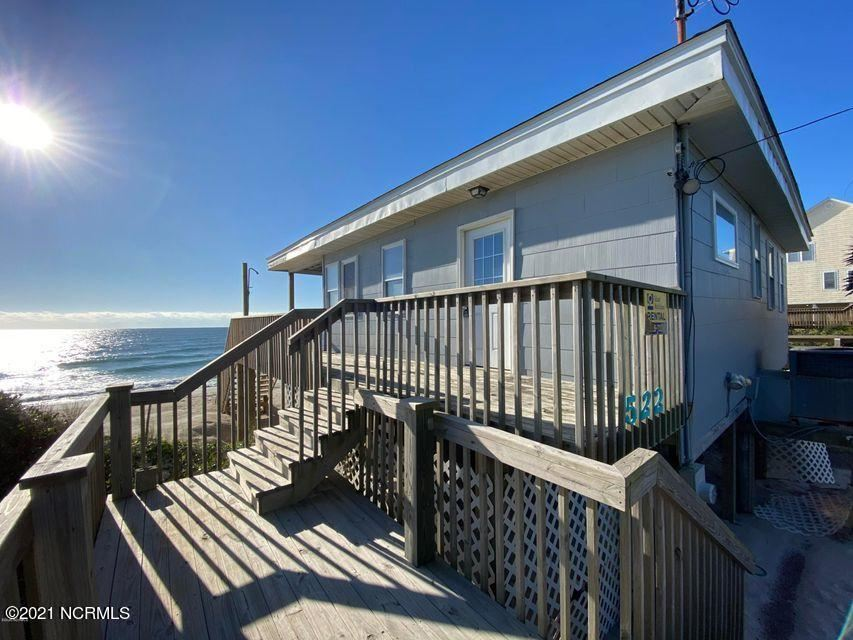 Photo for 522 N Shore Drive, Surf City, NC 28445 (MLS # 100267962)