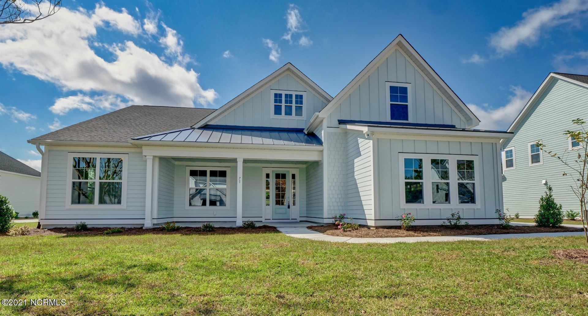 Photo for 418 Camden Trail, Hampstead, NC 28443 (MLS # 100283962)