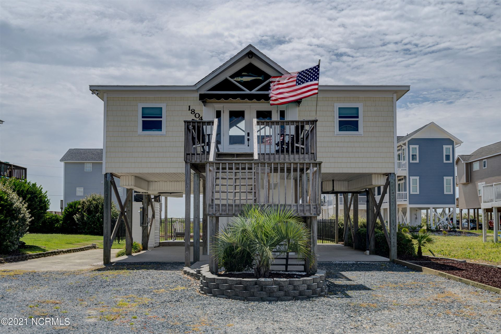 Photo for 1804 N New River Drive, Surf City, NC 28445 (MLS # 100281963)