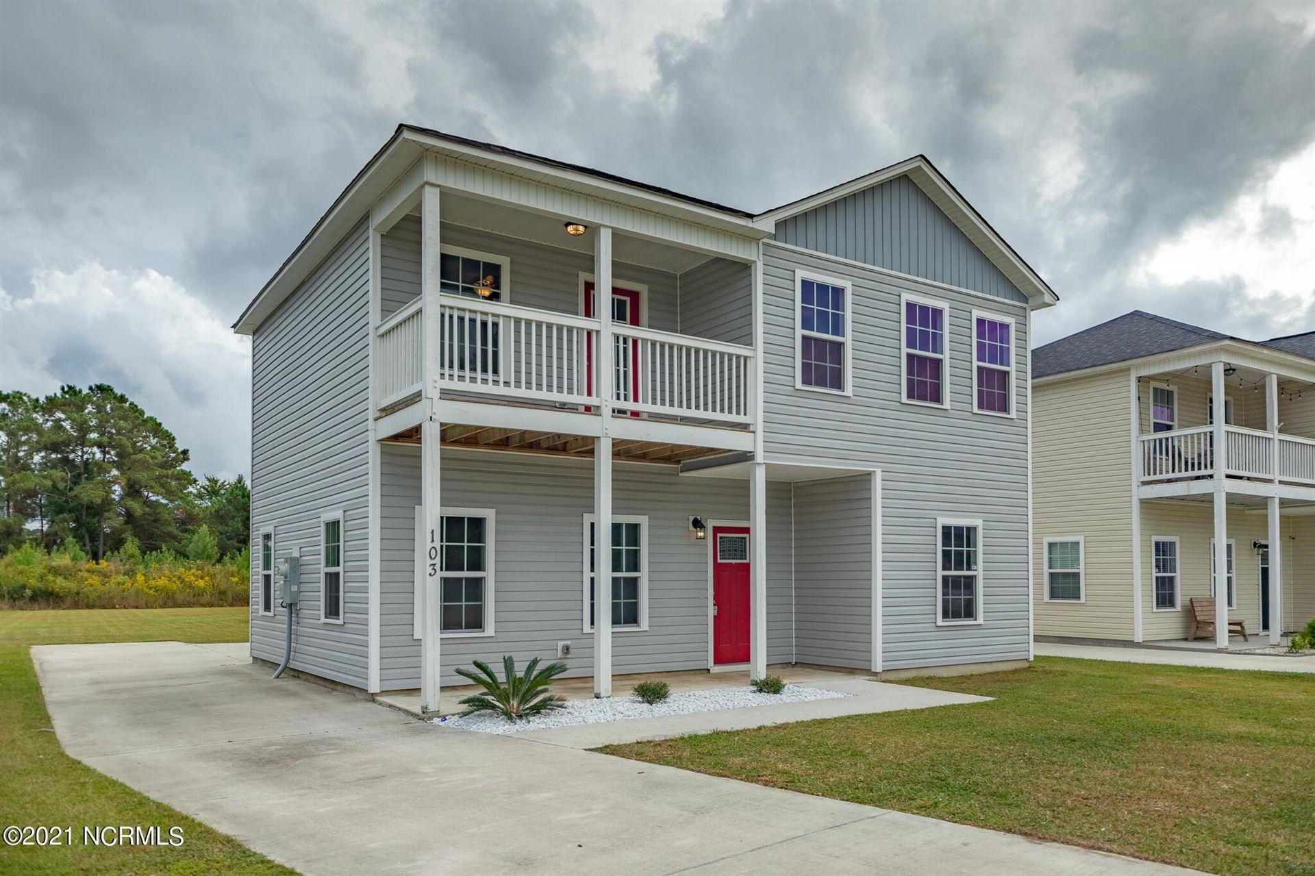 Photo of 103 Garrett Drive, Jacksonville, NC 28546 (MLS # 100293963)