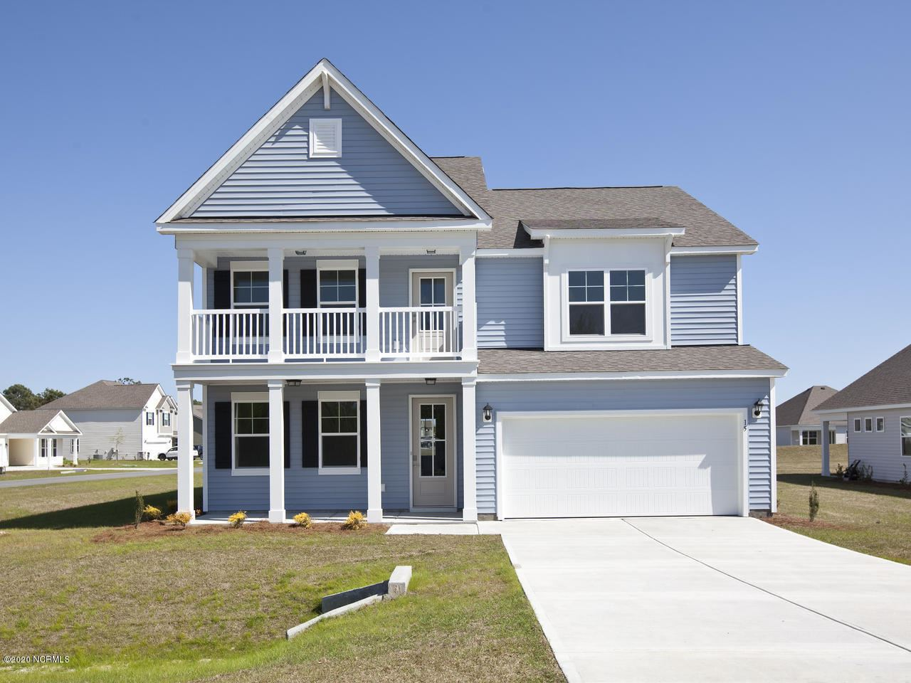 15 Colonial Heights Drive #Lot 25, Hampstead, NC 28443 - MLS#: 100152964