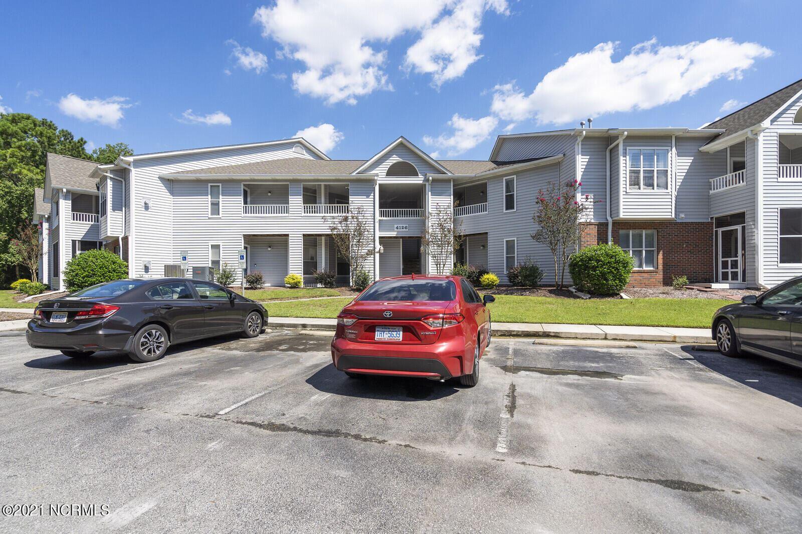 Photo of 4126 Breezewood Drive #202, Wilmington, NC 28412 (MLS # 100292964)