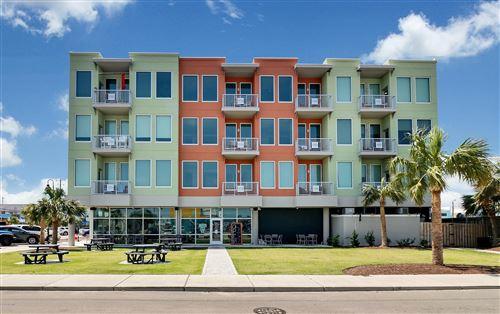 Photo of 102 Cape Fear Boulevard #301, Carolina Beach, NC 28428 (MLS # 100230965)