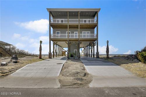 Photo of 2911 E Beach Drive, Oak Island, NC 28465 (MLS # 100283965)