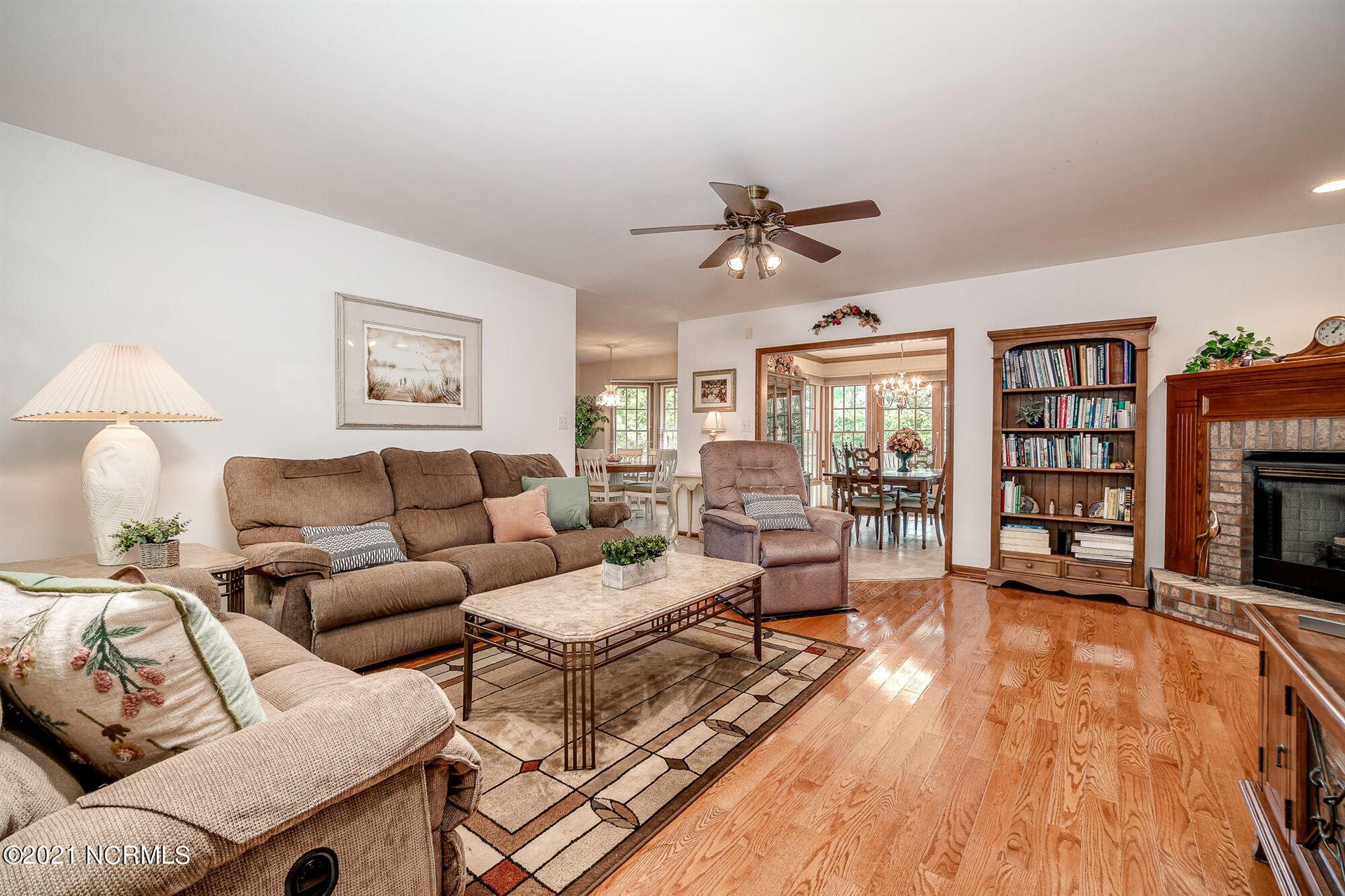 Photo of 529 Egret Lake Drive, Pine Knoll Shores, NC 28512 (MLS # 100289965)