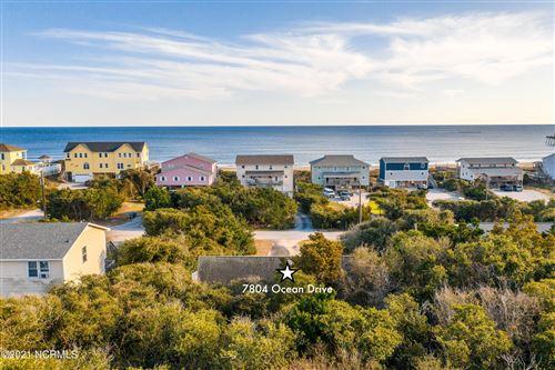 Photo of 7804 Ocean Drive, Emerald Isle, NC 28594 (MLS # 100259966)
