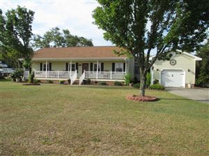 Photo of 438 Bayview Drive, Harkers Island, NC 28531 (MLS # 100166967)