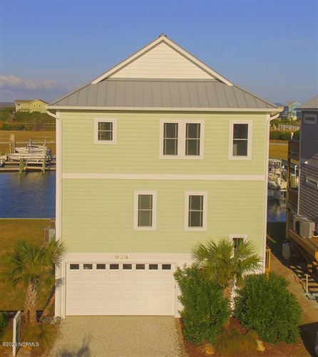 Photo of 924 Observation Lane, Topsail Beach, NC 28445 (MLS # 100244967)