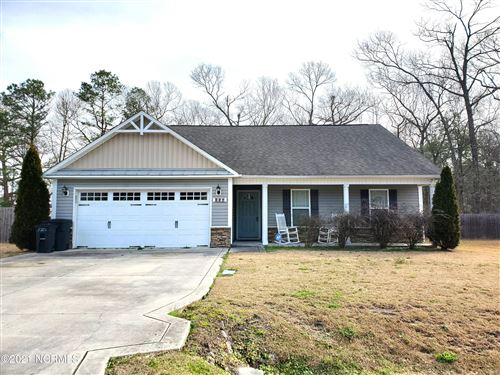 Photo of 229 Long Neck Drive, Richlands, NC 28574 (MLS # 100258967)