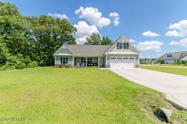 Photo of 600 Feather Court, Richlands, NC 28574 (MLS # 100286967)