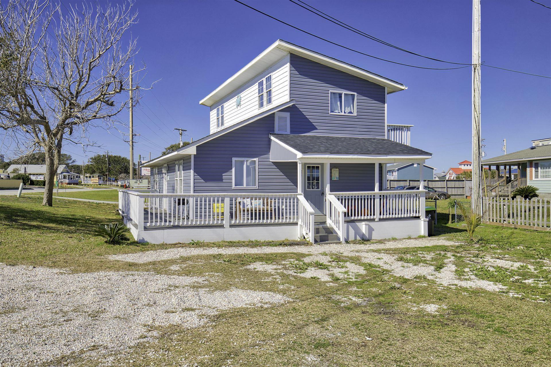 1140 Salter Path Road, Indian Beach, NC 28512 - MLS#: 100205968